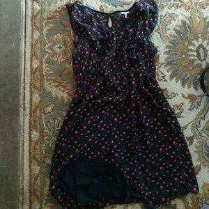 Heritage 1981 floral chiffon dress